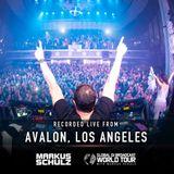 Markus Schulz - Global DJ Broadcast World Tour: Los Angeles 2019 #gdjb [10.01.2019]