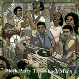 BLOCK PARTY THROWBACK MIX # 1(CLEAN)