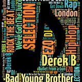 Selection #8 Derek B Tribute Session September 2018 Mr Spin -  Redbridge Museum Exhibition Oct 17th