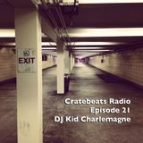 Cratebeats Radio Episode #21