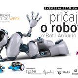 Hajde da pričamo o robotici i da se upoznamo sa robotima na vrijeme