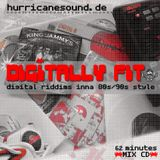 Hurricane Sound - Digitally Fit Mix CD