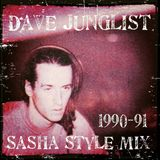 Sasha Style 1990-91 Mix