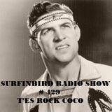 Surfinbird Radio Show # 429 T'es rock coco ?