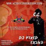 Harsh Mix V8 - (Exclusive Mix for Acidic Infektion 2016)
