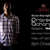 Praveen Achary for The Tao Deep Nights. 24th April 2015.