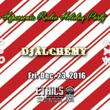 DJAlchemy live at Ethics: Hypersonic Radio Holiday Party (Dec. 23, 2016)