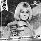 Conexión Francófona - 05-02-2018 - Audiografía France Gall