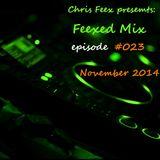 Feexed Mix episode #023 (November 2014)