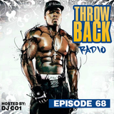Throwback Radio #68 - Frank West (90's & 00s Party Mix)