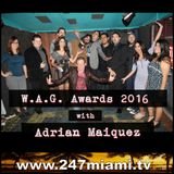 WAG awards 2016 on CanonFire with Adrian Maiquez