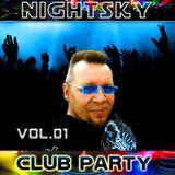 NIGHTSKY CLUB PARTY DANCE MIX #001 (RICHY PEACH CLUB DANCE COLLECTION 2015)