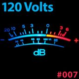 120 Volts #007 New & Classic EBM Industrial Darkwave Electronic Tracks