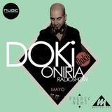 Doki - Oniria Radioshow @Nube Music * Mayo 2016