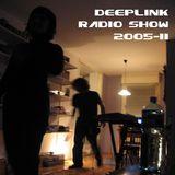 DJ Dacha - Deep Link Radio Show 2005-11