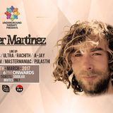 Roger Martinez - Live @ Underground Therapy Colombo || 25-03-2017