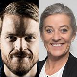 Episode 8-2019 med Svend Brinkmann og Anne Kaltoft