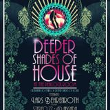 Ed Abisada Warm Up Set @ the Deeper Shades of House 10 Year Anniversary party in Orlando.