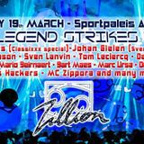 dj Anonymous Hacker @ Zillion XXX 19-03-2016