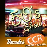 50's Show - @DJMosie - 19/03/17 - Chelmsford Community Radio