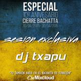 DJ Txapu @ Especial 10º Aniversario Cierre Bachatta (30-04-2015)