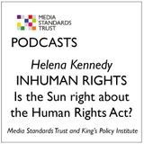 Helena Kennedy - Inhuman Rights: Is the Sun right about the Human Rights Act?