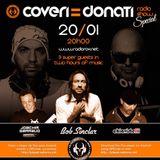 Coveri & Donati Radio Show (2h Radio Rox Podcast - Joachim Garraud + Bob Sinclar + DJ Chiavistelli)