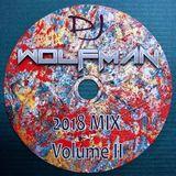 DJ Wolfman - 2018 Mix 2
