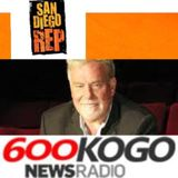 San Diego REP's Artistic Director and Co-Founder Sam Woodhouse on KOGO's Community Connection