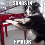 Songs In F Major