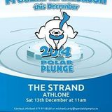 2015 11 12 Athlone Today Michael Carty - Polar Plunge Challenge