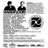 Hardfloor (Live PA) @ Paxahau 9th Year Anniversary Night - Bleu Detroit - 01.09.2007