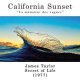 California Sunset - James Taylor - Secret O' Life (1977)