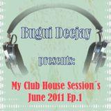 June 2011 Part.1 Summer House Session @Bugui Deejay