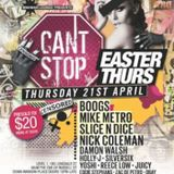 Holly-J Cant Stop Easter Thurs Promo mIx