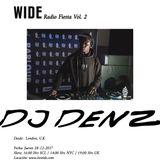 Dj Denz (Live at WIDE Radio Fiesta Vol.2)