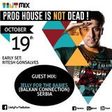 Tint Mix - Prog House Is Not Dead! Vol 1 - Ep 1 feat Jelly For The Babies (Serbia/Balkan Connection)