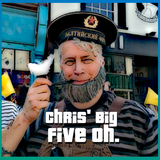 Chris F's 50th Birthday@Big Beach Cafe