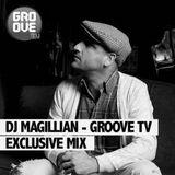MAGILLIAN Exclusive Live Set @ GROOVE TV Portugal Oct.2012