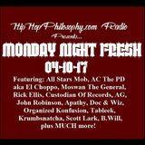 HipHopPhilosophy.com Radio - LIVE - 04-10-17