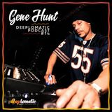 Deeplomatic Recordings - Gene Hunt - Podcast 14 - 30/05/14