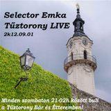 Selector Emka - Tűztorony Parti (live mixed)