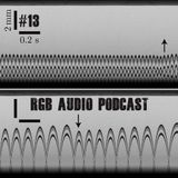 RGB Audio Podcast #13 Alex KS -  Minimal on Wax 7may2017