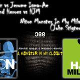Eric Prydz vs Jerome Isma-Ae vs HJM - Niton Monster In My Milano Closet (John Stigter Mashup)