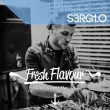 FRESH FLAVOUR PODCAST #028 - S3RG1O