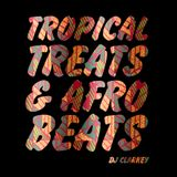afro beats & tropical treats