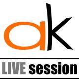 ak live at PRIV Event Club (2015-07-24)