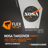 The UK Garage Show with DJ Impact - NOSA TAKEOVER 18 AUG 2018