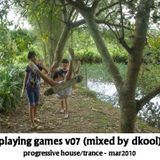 Playing Games v07 (Mixed By DKool)