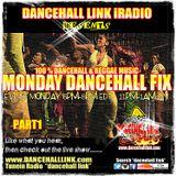MONDAY DANCEHALL FIX PT1 w GANGSTA J (06_30_2014)